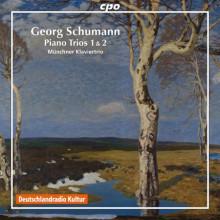 SCHUMANN: Trii con piano N.1 Op.25 & N.2