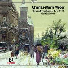 WIDOR: Sinfonie per organo NN.5 - 6 - 8 - 10