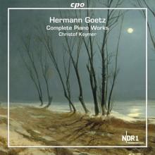 GOETZ: Opera completa per piano