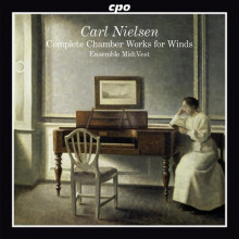 NIELSEN: Chamber Works for winds