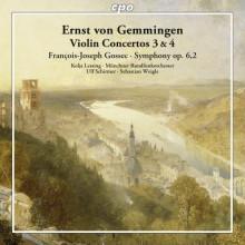 Gemmingen: Concerti Per Violino Nn.3 & 4