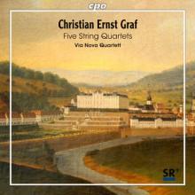GRAF C.E.: Five String Quartets
