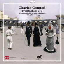 GOUNOD: Sinfonie NN.1 - 2 & 3