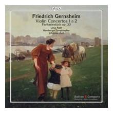 Gernsheim: Opere Per Violino
