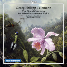 Telemann: The Grand Concertos.....vol.1