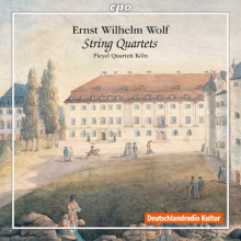 WOLF E.W.: String Quartet