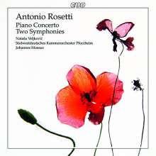 ROSETTI: Sinfonie & Concerto per piano
