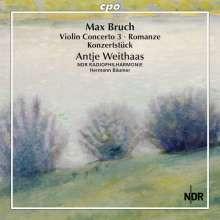 Bruch: Opere Per Violino E Orch. - Vol.3