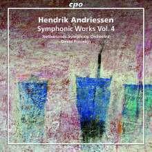 ANDRIESSEN: Opere sinfoniche - Vol.4