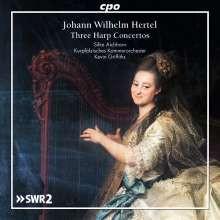 HERTEL: Concerti per arpa e sinfonia