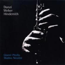 DANZI/WEBER/HINDEMITH: Sonate x piano