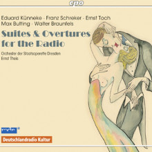 AA.VV.:Suites & Overtures for the radio