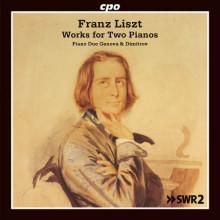 Liszt: Opere Per Due Pianoforti
