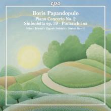 PAPANDOPULO: Concerto per piano e archi