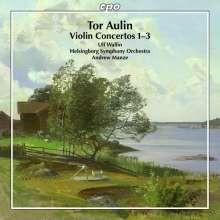 AULIN TOR: Concerti per violino NN.1 - 3