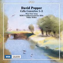POPPER D.: Concerti per cello - NN.1 - 3