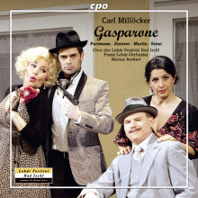 MILLOECKER:Gasparone(Operetta in 3 atti)