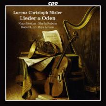 MIZLER L.C.: 20 Lieder & Oden