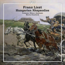 Liszt: Arrangiamenti Delle Rapsodie