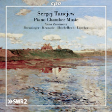 TANEJEW: Piano Quartet & Quintet