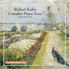 KAHN ROBERT: Complete piano Trio