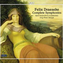 DRAESEKE: Integrale delle sinfonie