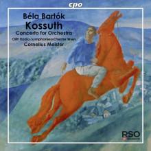 BARTOK: Kossuth - poema sinfonico - sz 21