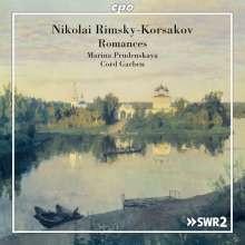 RIMSKY - KORSAKOV: Romances