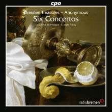 ANONIMOUS - Six Concertos