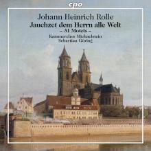 ROLLE J.H.: Mottetti