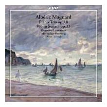 MAGNARD: Trio - Op.18 - Sonata Op.13