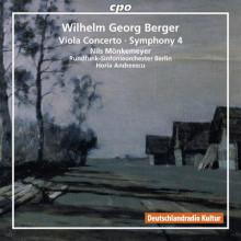 W.g.berger: Sinfonia N.4 - Viola Concerto