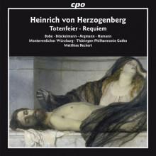 HERZOGENBERG: Totenfeier - Requiem