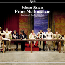 Strauss: Prinz Methusalem