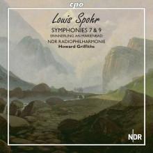 SPOHR: Sinfonie NN.7 & 9 - Walzer Op.89