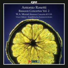 ROSETTI - MOZART: Concerti per fagotto