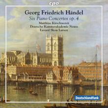HANDEL: Piano Concertos NN.1 - 6 - Op.4