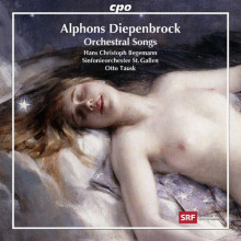 DIEPENBROCK A.: Orchestral Songs
