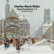 WIDOR: Sinfonie per organo - Op.13