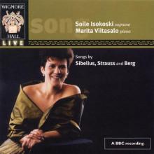 SIBELIUS/STRAUSS/BERG: Canzoni