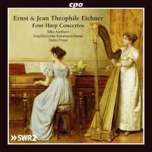 EICHNER ERNEST: Concerti per arpa