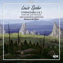 Spohr: Sinfonie Nn. 4 & 5 - Overture