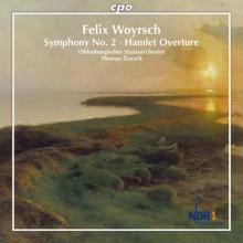 WOYRSCH FELIX: Sinfonia N.2 - Hamlet Overt