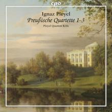 Pleyel: Quartetti Prussiani Nn.1 - 3