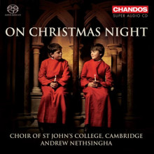 A.V.:Carole natalizie da St.John College