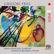 FRID GRIGORI: Sonate per clarinetto e pf