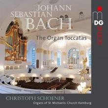 BACH: The Organ Toccatas