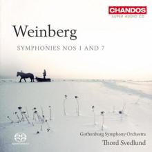 WEINBERG: Sinfonie NN. 1 & 7