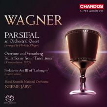 WAGNER: Trascrizioni per orchestra - Vol.2