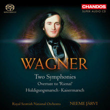 WAGNER: Trascrizioni per orchestra - Vol.5